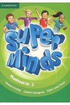 Купить - Книги - Super Minds 2 Flashcards (Pack of 103)