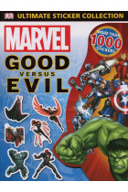 Купить - Книги - Marvel Good vs Evil Ultimate Sticker Collection