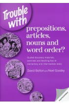 Купить - Книги - Trouble with Prepositions: Guided Discovery Materials, Exercises and Teaching Tips at Elementary and Intermediate Levels
