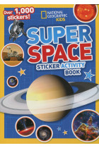 Купить - Книги - Super Space. Sticker Activity Book