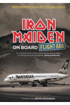 Купить - Книги - Iron Maiden. On Board Flight 666