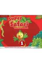 Купить - Книги - Super Safari Level 1 Teacher's Book