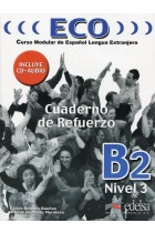 Купить - Книги - ECO B2 - CUADERNO REFUERZO(Spanish Edition) (+ CD ROM)