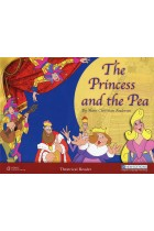 Купить - Книги - The Princess and the Pea: Primary 2: Theatrical Readers(+ CD Audio)