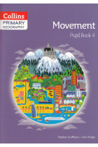 Купить - Книги - Primary Geography Pupil Book 4. Movement