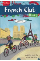 Купить - Книги - French Club Book 2 (+ CD-ROM)