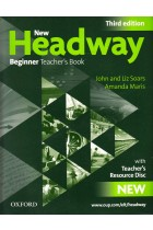 Купить - Книги - New Headway Beginner. Teachers Book (+ CD-ROM)