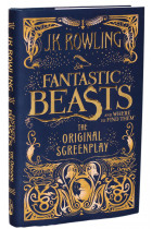 Купить - Книги - Fantastic Beasts and Where to Find Them: The Original Screenplay