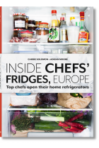 Купить - Книги - Inside Chefs' Fridges, Europe: Top Chefs Open Their Home Refrigerators