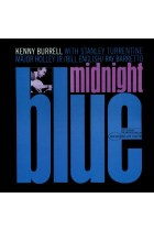 Купить - Музыка - Kenny Burrell: Midnight Blue (LP) (Import)