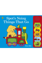 Купить - Книги - Spot's Noisy Things That Go