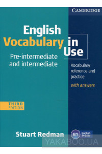 Фото - English Vocabulary in Use. Pre-intermediate and Intermediate