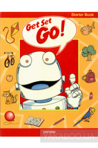 Фото - Get Set Go. Alphabet Book