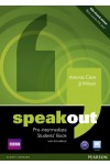 Speakout Pre-intermediate Students' Book (+ DVD, Active Book)