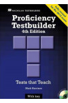 New Proficiency Testbuider 4th edition with Key & Audio CD Pack