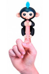 Інтерактивна ручна мавпочка WowWee Fingerlings Фінн чорна (W3700/37016)