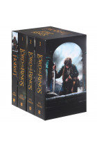 Купити - Книжки - The Hobbit. The Lord of the Rings. Комплект из 4 книг