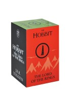 Купити - Книжки - The Hobbit and The Lord of the Rings (комплект из 4 книг)
