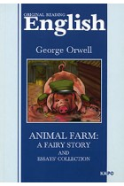 Купити - Книжки - Animal Farm: A Fairy Story. And Essays Collection