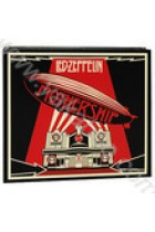 Купити - Музика - Led Zeppelin: Mothership. The Very Best of Led Zeppelin (2 CD+DVD Deluxe Edition) (Import)
