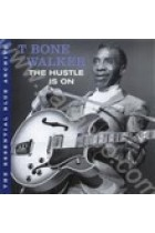 Купити - Музика - T Bone Walker: The Hustle is On. The Essential Blue Archive