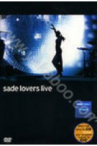 Купити - Музика - Sade: Lovers Live (DVD)