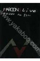 Купити - Музика - Maroon 5: Live Friday the 13th (DVD)