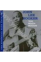 Купити - Музика - John Lee Hooker: Too Much Boogie