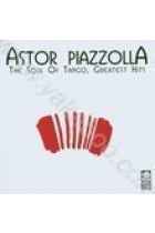 Купити - Музика - PIAZZOLLA,ASTOR: SOUL OF TANGO,THE-GREATEST HIT