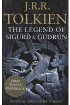 Купити - Книжки - The Legend of Sigurd And Gudrun