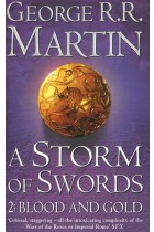 Купити - Книжки - A Song of Ice and Fire. Book 3. A Storm of Swords 2: Blood and Gold