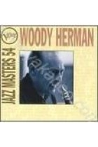 Купити - Музика - Woody Herman: Verve Jazz Masters 54