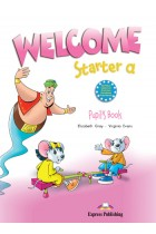 Купити - Книжки - Welcome Starter A. Pupil's Book