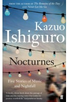 Купити - Книжки - Nocturnes. Five Stories of Music and Nightfall