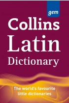 Купити - Книжки - Collins Gem Latin Dictionary