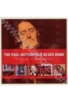 Купити - Музика - Paul Butterfield. Original Album Series