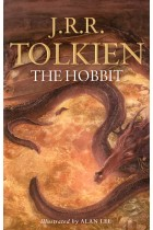 Купити - Книжки - The Hobbit. Illustrated by Alan Lee