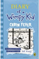 Купити - Книжки - Diary of a Wimpy Kid. Book 6: Cabin Fever