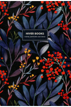 Купити - Блокноти - Скетчбук Hiver Books Bloom А5