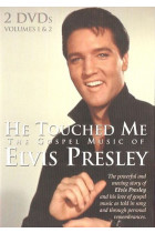 Купити - Музика - Elvis Presley: He Touched Me - The Gospel Music Of Elvis Presley - Volume 1 & 2 (2 DVD) (Import)