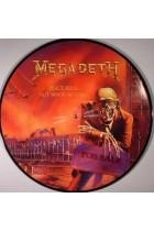 Купити - Музика - Megadeth: Peace Sells... But Who's Buying? (picture disc LP) (Import)