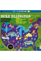 Купити - Музика - Duke Ellington And His Orchestra: Festival Session (180 Gram LP) (Import)