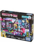 Купити - Для дітей і мам - Конструктор Mega Bloks Monster High Урок укусологіі (DKY23)