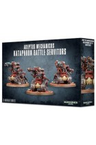 Купити - Іграшки, творчість - Фігурки Games Workshop Adeptus Mechanicus Kataphron Battle Servitors Breachers (99120116006)