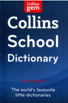 Купити - Книжки - Collins Gem School Dictionary