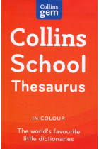 Купити - Книжки - Collins Gem School Thesaurus
