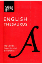 Купити - Книжки - Collins Gem English Thesaurus