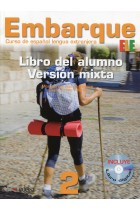 Купити - Книжки - Embarque: Libro Del Alumno (Libro Digital) 2 (Spanish Edition) (+ CD RAM)