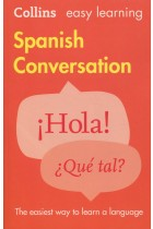 Купити - Книжки - Collins Easy Learning Spanish Conversation