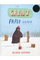 Купити - Книжки - The Great Paper Caper (+ CD-ROM)